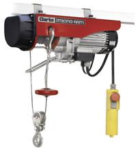 Brand New Clarke CH4000B 400kg Electric Power Hoist 7630391, Free UK Shipping