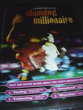Slumdog Millionaire Widescreen DVD Sealed Like New Factory Reconditioned