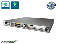 Cisco ASR1001-X Chassis ASR1001 6 built-in GE Dual P/S Router