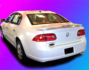 PAINTED BUICK LUCERNE CUSTOM STYLE I SPOILER 2006-2011