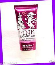 1 Bath & Body Works PINK SUGARPLUM Handibac Moisturizing Hand Body Lotion Cream