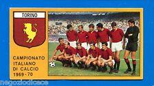 Nuova - CALCIATORI PANINI 1969-70 - Figurina-Sticker - TORINO SQUADRA -New