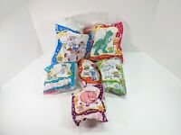 VINTAGE TOY STORY 2 McDonalds 1999 Set Of 6 Candy Dispensers - COMPLETE
