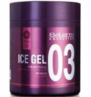 SALERM ICE GEL GOMINA Y CERA fijacion fuerte 500ml