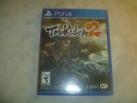Toukiden 2 (2017) Sony Playstation 4 PS4 Complete Game With Case