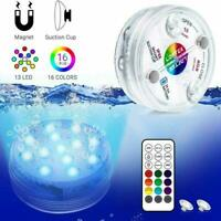 Hot Tub Led Lights RGB Underwater Light For Bath, Pool Spa, Swimming T4T6
