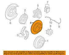 Saturn GM OEM 01-05 L300 Rear Brake-Rotor 21019258