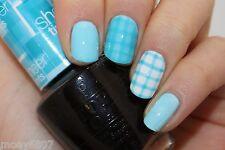 OPI Sheer Tints *I CAN TEAL YOU LIKE ME* Blue Nail Polish Lacquer Top Coat NTS04