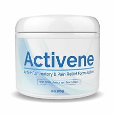 Arnica Gel Cream with Menthol and MSM. Pain Relief for Joint, Tendon and Muscle