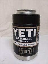 YETI Rambler Colster 12 oz. Can Insulator Navy Blue