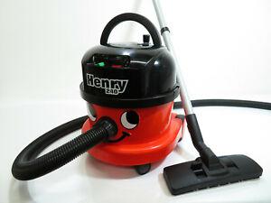 Henry Hoover 240V Vacuum Cleaner - NRV240-11 - Numatic Model - Boxed