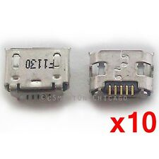 10X HTC HD7 | Inspire 4G | HD2 T8585 USB Charger Charging Port Dock Connector