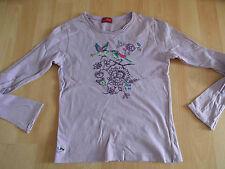 CHIPIE schönes Shirt mit Stickereien flieder Gr. 12 J TOP KJ