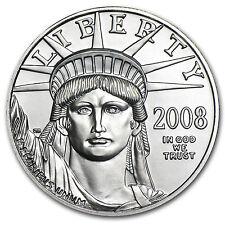 1 oz Platinum American Eagle Coin - Random Year Coin - SKU #52