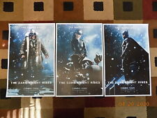 """The Dark Knight Rises ( 11"""" X 17"""" ) Movie Collector's Poster Prints ( Set of 3 )"""