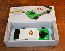CANDYLAB AWESOME WOOD CARS - BLACKJACK 21 - DESIGNED IN BROOKLYN -  NEW IN BOX