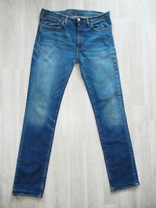 Levis 511 Jeans Levi`s Stretch Slim Fit blau Gr. W36/L34