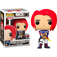 FUNKO POP! -ROCK -MY CHEMICAL ROMANCE - DANGER DAYS - GERARD WAY - PRE ORDER