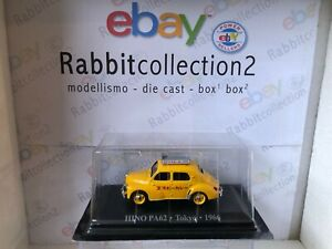 """Die Cast """" Hino PA62 Tokyo 1966 """" 1/43 Taxi Scale 1/43"""