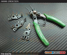 C-Ring C-CLIP Removal Tool For Mikado Logo (Green)