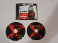 AVRIL LAVIGNE-UNDER MY SKIN-SPECIAL EDITION CD+DVD -AUSTRALIA-2004
