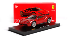 Bburago 1:43 Signature Series Ferrari 488 GTB Red Diecast Model Racing Car