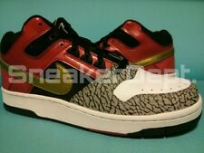 DS 2005 NIKE DELTA FORCE 3/4 DELUXE 312031-671 MITA CEMENT PACK US12