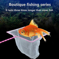 "Fish Tank Aquarium Nets 4""/5""/6""/7"" Tropical Coldwater Small Fish Catch Net IN9"