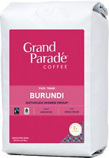Fresh Green Coffee Beans, 5 lbs Burundi Kayanza Specialty Bourbon Raw Unroasted