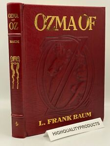 Easton Press OZMA OF OZ Wizard L Frank Baum EMBOSSED Collector's LIMITED Edition