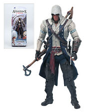 "ASSASSINS CREED/ FIGURA CONNOR 15 CM- ACTION FIGURE 6""  IN BLISTER"