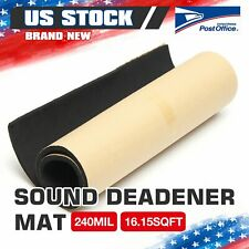 Heat Insulation - Thermal Sound Deadener Automotive Heat Shield Mat 58