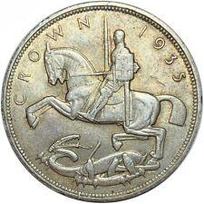ROYAUME-UNI Crown 1935