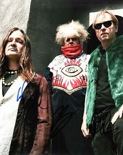 GFA Buzz Osborne x3 Band * THE MELVINS * Signed 8x10 Photo PROOF M1 COA