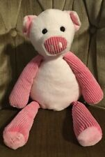 """Scentsy Buddy Penny The Pig 15"""" Bean Bag Plush No Scent Pack Aromatherapy"""