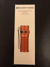 Olight S1R Baton II ( Orange ) USB Charge 1000 Lumens LED Flashlight Torch