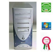 COMPUTER DESKTOP ENIAK  CPU INTEL PENTIUM DUAL CORE 2,80 GHZ  WINDOWS XP PRO