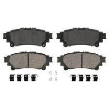 Disc Brake Pad Set Rear Federated D1391C
