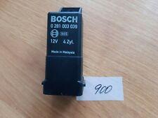 Genuine Bosch Glow Plug Relay 0281003039 Citroen Peugeot