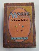 UNLIMITED Starter Deck EMPTY Magic the Gathering MTG