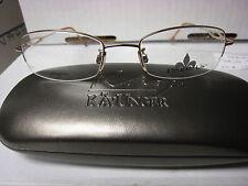 FLEUR DE LIS Eyeglass Frames STYLE  TURIN in BROWN  50-18-135