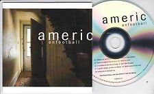 AMERICAN FOOTBALL RARE 9 TRACK PROMO CD [WICHITA]