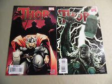King Thor #4B Del Mundo Variant VF 2020 Stock Image
