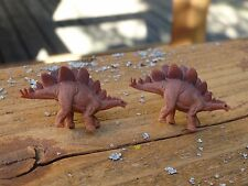 Stegosaurus Manschettenknöpfe -- Reptil Natur Tier Dinosaurier Urzeit Fossil