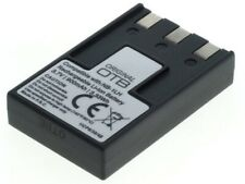 OTB Akku für CANON Digital Ixus 300 330 400 430 500 Accu NB1L / NB-1LH Batterie