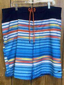 Speedo swim trunks XXL New with tags!