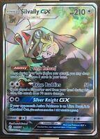 Pokemon Card   SILVALLY  GX  Ultra Rare  227/236 COSMIC ECLIPSE *M