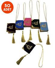 50 pcs HOLY QURAN- Car-Wall-Door-Hanging-Arabic-Mini-Quran-Muslim-Islamic Decor