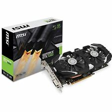MSI nVidia GeForce GTX 1060 OC 6GB GDDR5 DVI HDMI DP Gaming Graphics Video Card