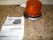 LED BEACON LIGHT CODE 3 AMBER CLASS 1 BEACON LIGHT SAFETY LIGHT EMERGENCY HAZA